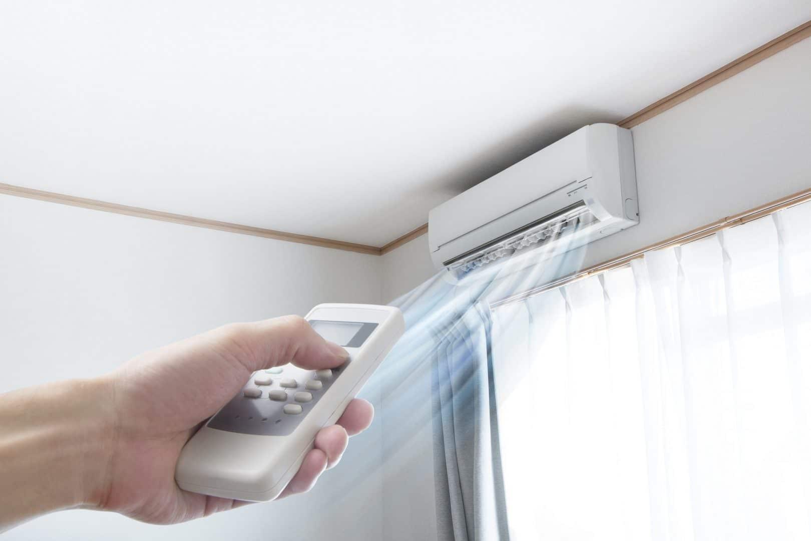 Klimaanlage von Gerhard Schiwon